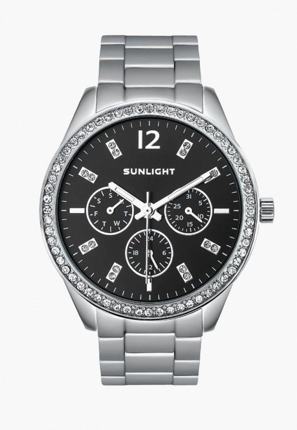 Купить Часы Sunlight, mp002xw1902g, серебряный, Весна-лето 2018