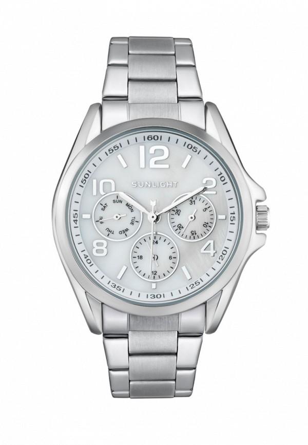Купить Часы Sunlight, MP002XW1902I, серебряный, Весна-лето 2018