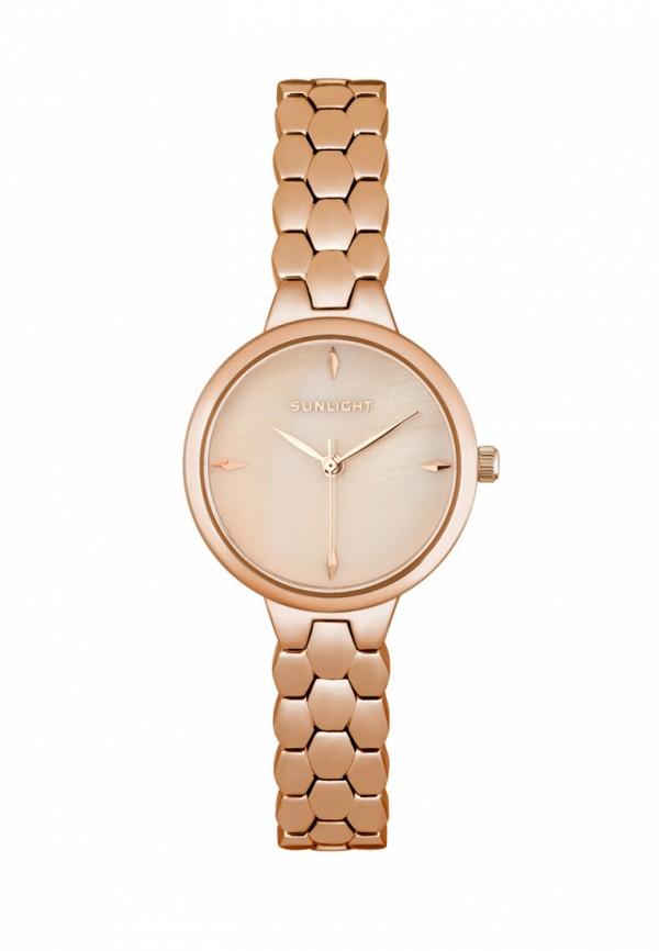 Купить Часы Sunlight, MP002XW1902M, золотой, Весна-лето 2018