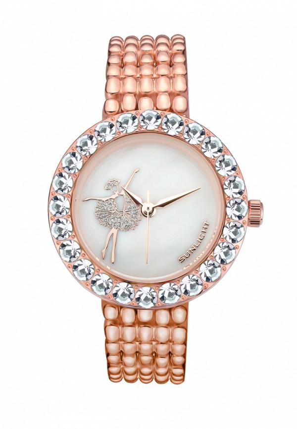 Купить Часы Sunlight, MP002XW1903S, золотой, Весна-лето 2018