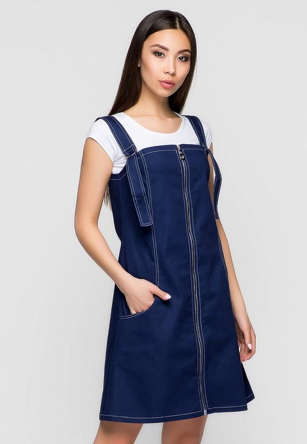 Платье джинсовое A-Dress