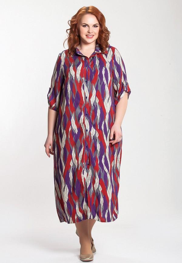 женское платье olga peltek, разноцветное