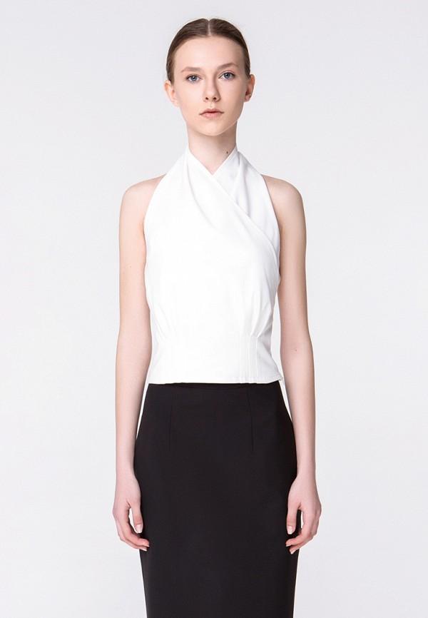 женская блузка minimally, белая
