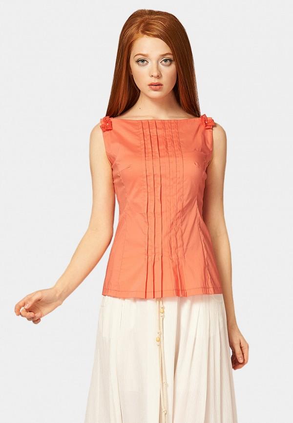 Купить Блуза Ано, mp002xw190g0, коралловый, Весна-лето 2018