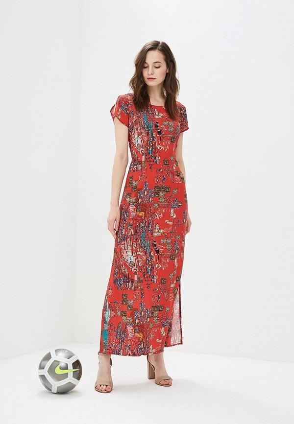 Купить Платье Vemina City Lisa Romanyk, MP002XW190L7, красный, Весна-лето 2018