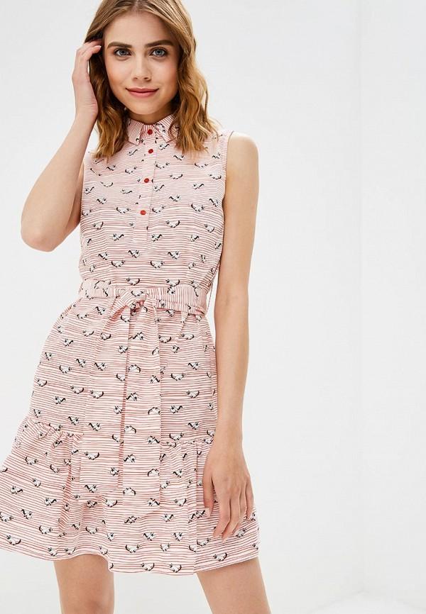 Купить Платье Твое, MP002XW190OR, красный, Весна-лето 2018