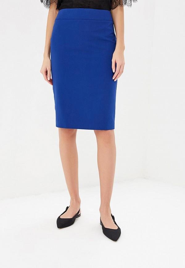 женская зауженные юбка yansstudio, синяя
