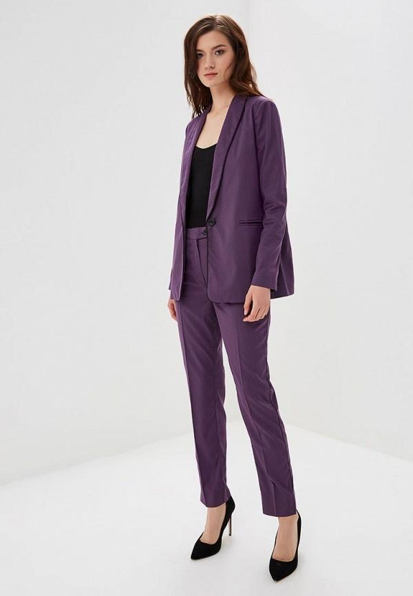 женский классические костюм yansstudio, фиолетовый