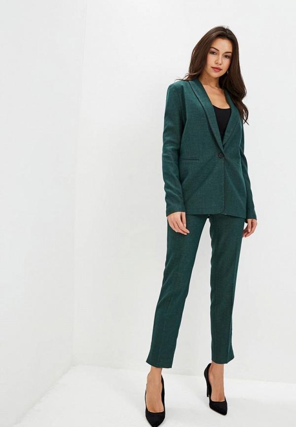 женский классические костюм yansstudio, зеленый