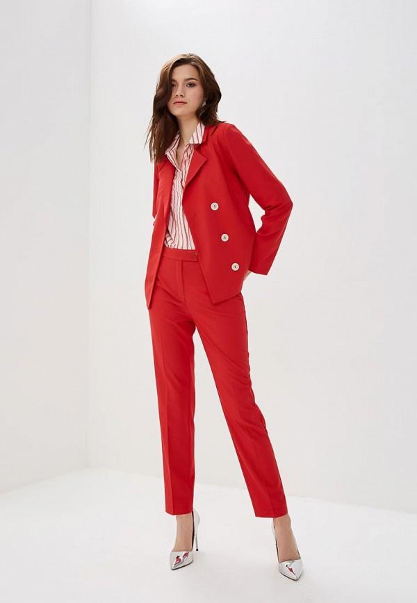 женский костюм yansstudio, красный