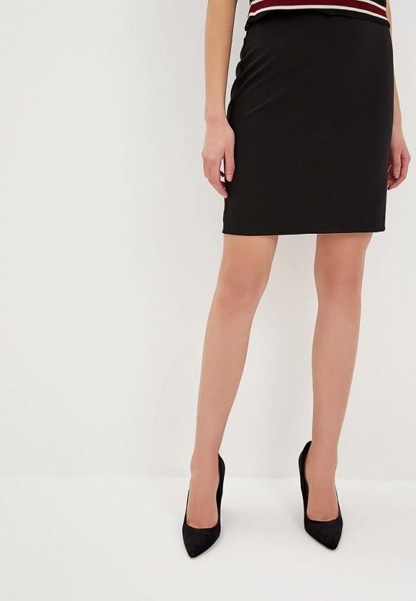 женская зауженные юбка yansstudio, черная