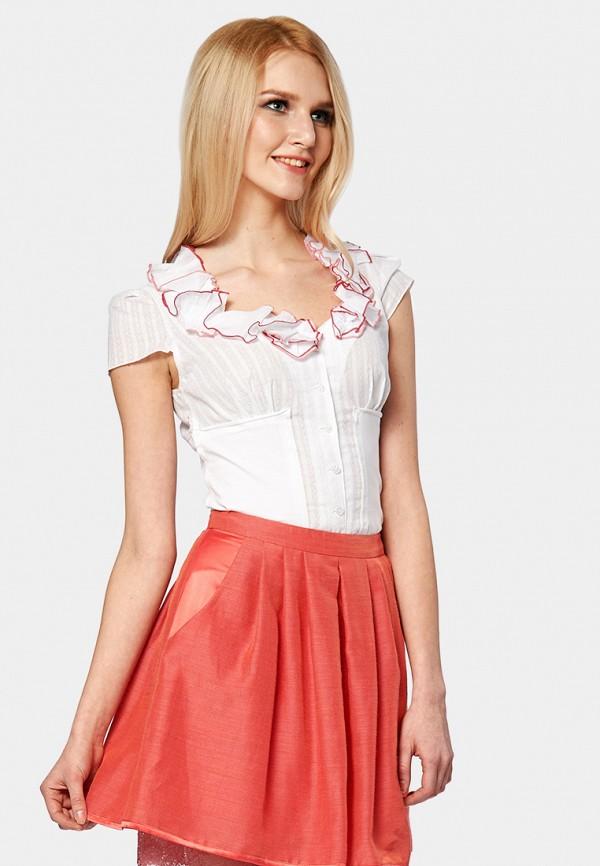Купить Блуза Ано, mp002xw190yl, белый, Весна-лето 2018