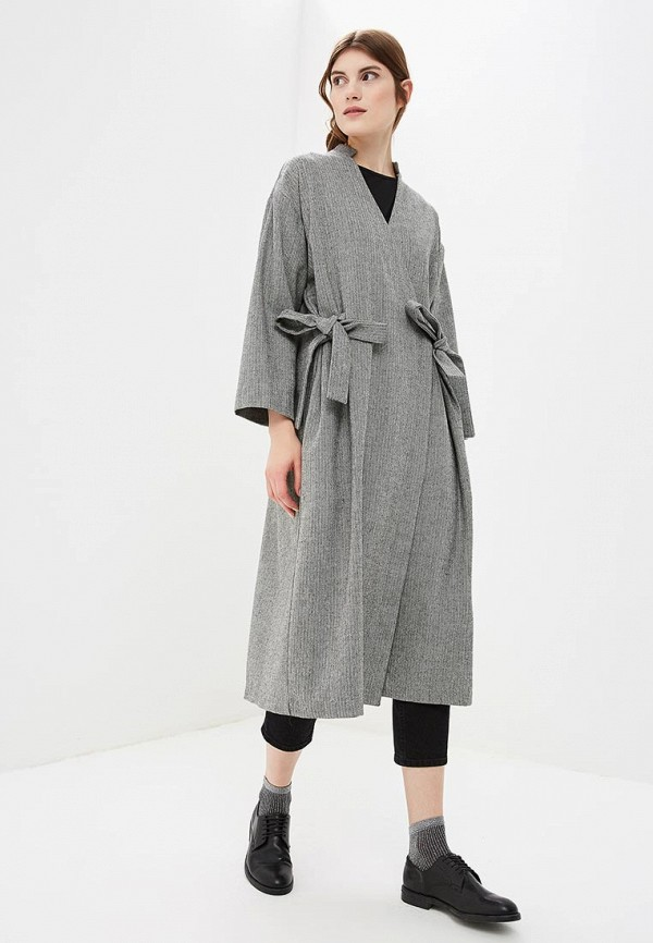 Платье ISYW I sew you wear ISYW I sew you wear MP002XW19117 patch pocket cut and sew coat