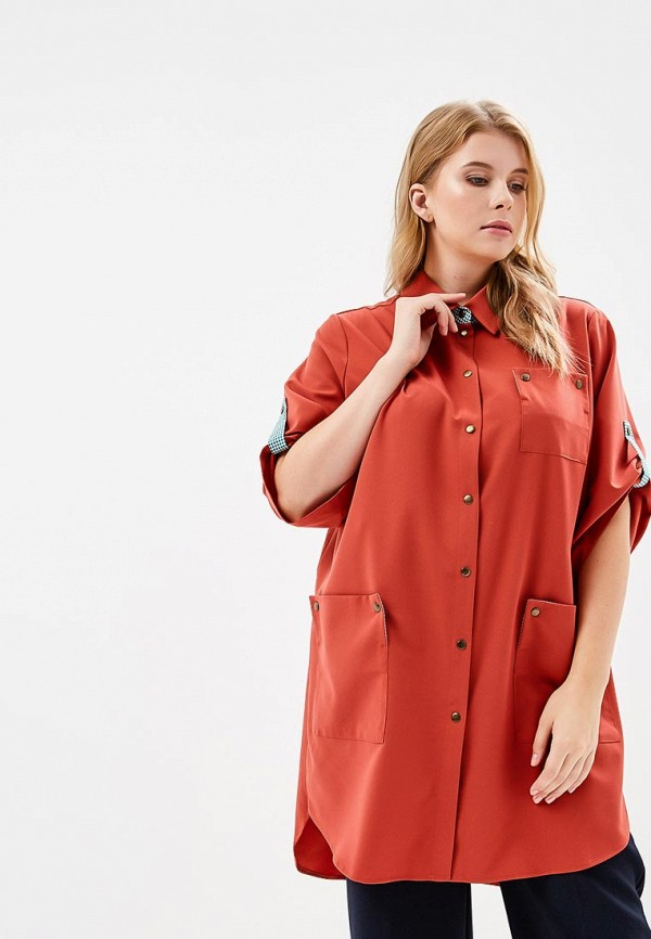 Туника Авантюра Plus Size Fashion Авантюра Plus Size Fashion MP002XW191HR