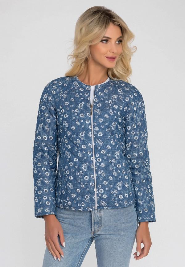 Купить Куртка Gloss, mp002xw191nt, синий, Весна-лето 2018