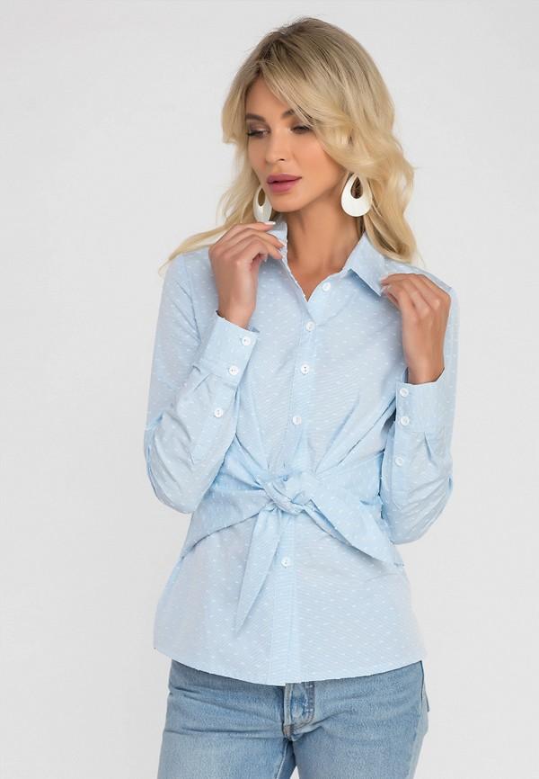 Купить Рубашка Gloss, MP002XW191OG, голубой, Весна-лето 2018