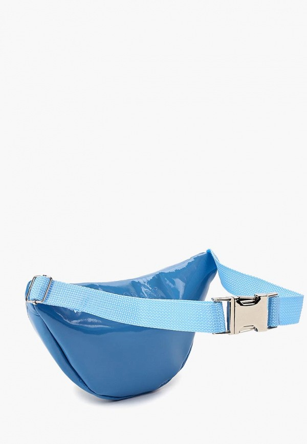 Сумка поясная Lorani цвет голубой  Фото 2