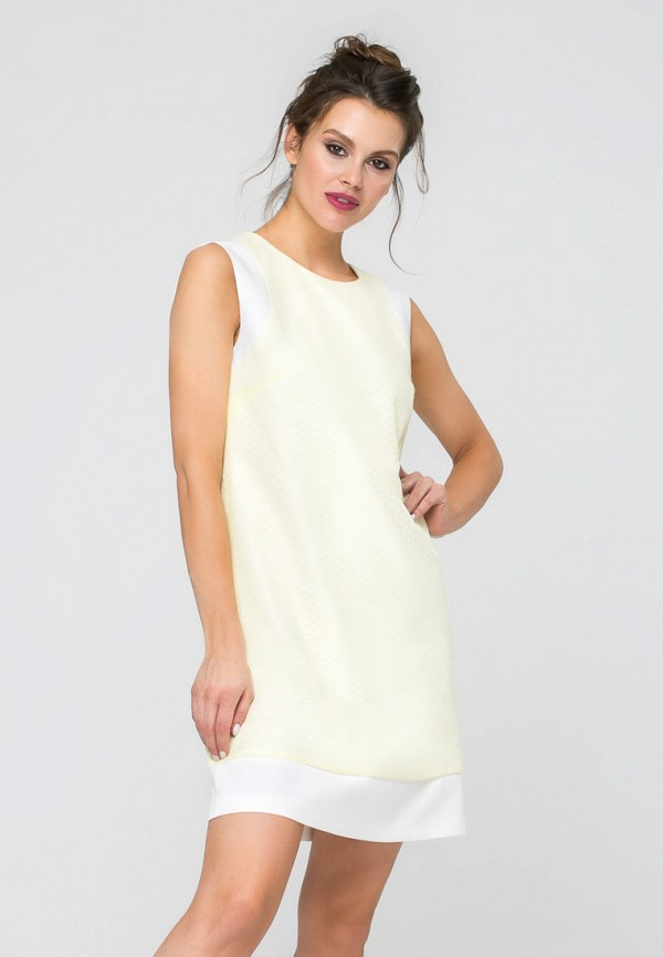 Купить Платье Yulia'Sway, MP002XW191U3, желтый, Весна-лето 2018