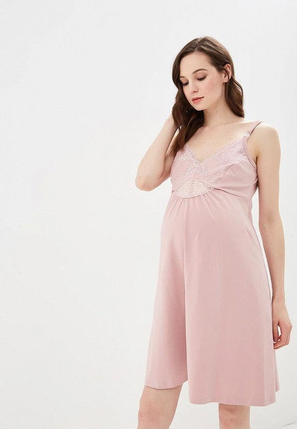 Купить Сорочка ночная Fest, mp002xw191xg, розовый, Весна-лето 2018