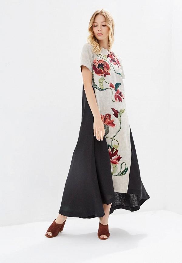 купить Платье Yukostyle Yukostyle MP002XW191YE недорого