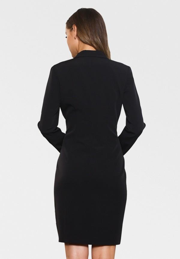 Платье Zerkala цвет черный  Фото 3