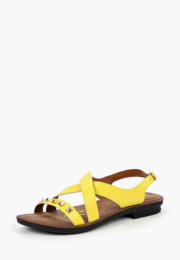 Сандалии Kynuria Kynuria MP002XW19241 мода женщин сандалии flock party weddng обувь партии желтый цвет сандалии плюс размер a012 77