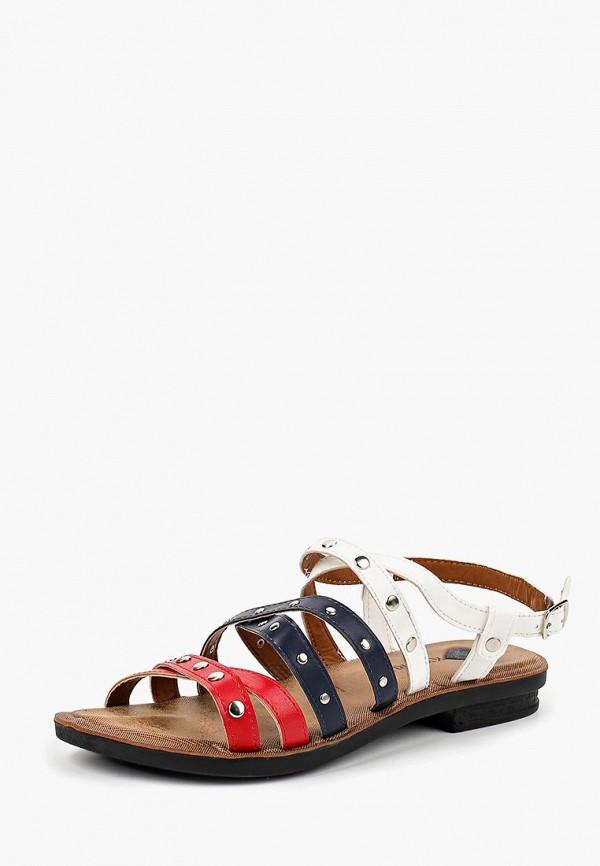 женские сандалии kynuria, разноцветные