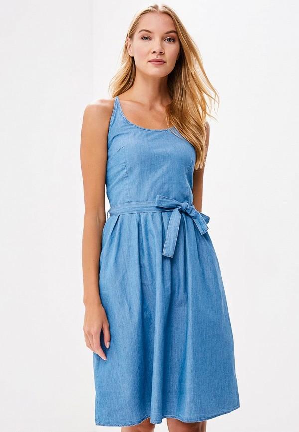 Купить Платье джинсовое Colin's, MP002XW1924S, голубой, Весна-лето 2018