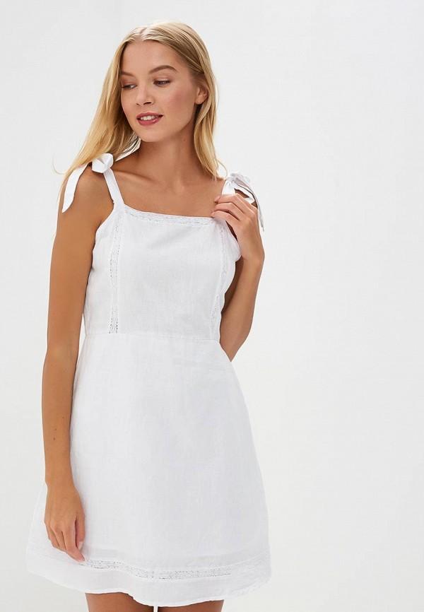 женский сарафан colin's, белый