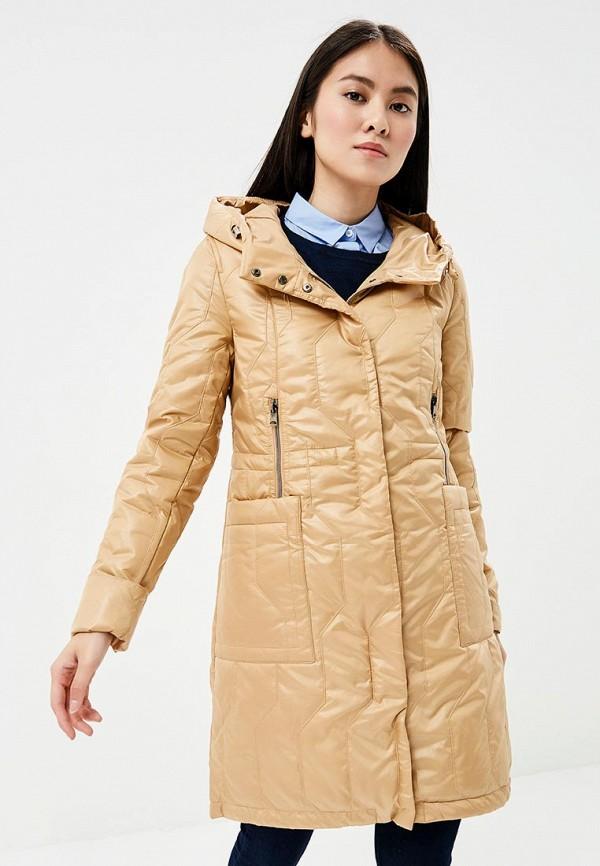 Купить Куртка утепленная Dimma, mp002xw1926l, бежевый, Весна-лето 2018