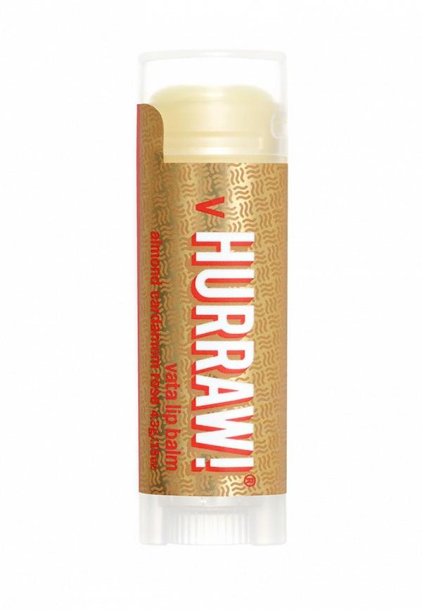 Купить Бальзам для губ Hurraw!, MP002XW1927A, прозрачный