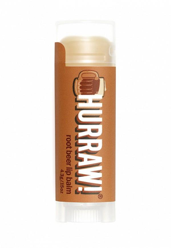 Купить Бальзам для губ Hurraw!, MP002XW1927P, прозрачный