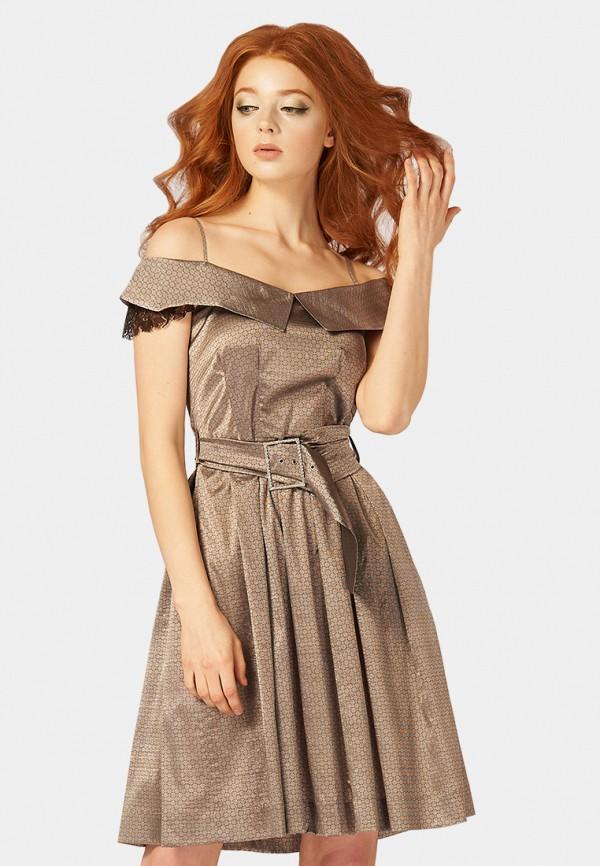Купить Платье Ано, MP002XW192AI, коричневый, Весна-лето 2018