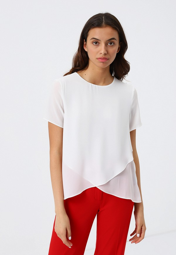 Купить Блуза LIME, MP002XW192BN, белый, Весна-лето 2018