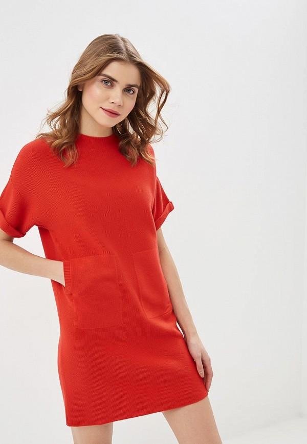 Платье MaryTes цвет красный