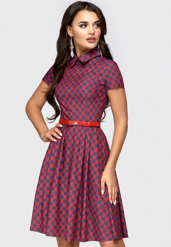 Купить Платье 1001dress, MP002XW192KC, разноцветный, Весна-лето 2018