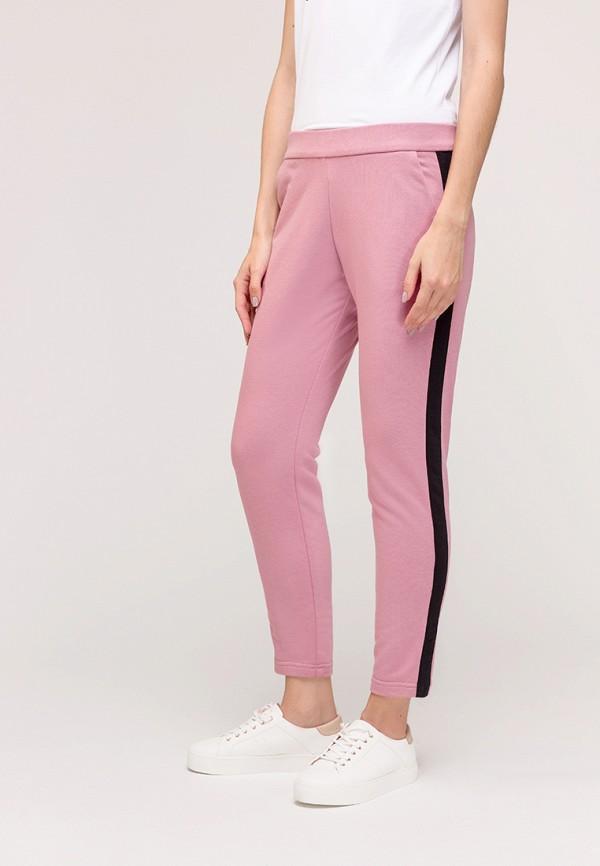 женские спортивные спортивные брюки gee!, розовые