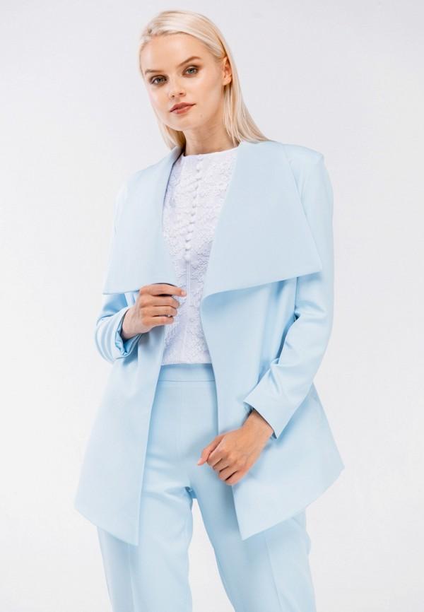 Купить Жакет Mayomay, mp002xw192sh, голубой, Весна-лето 2018