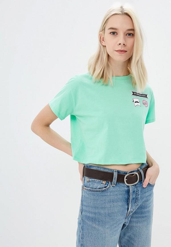 Футболка Твое Твое MP002XW192YR футболка твое футболка с кор рукавомгол 140 1сорт