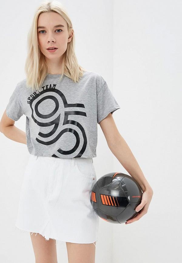Купить Футболка Твое, MP002XW192YX, серый, Весна-лето 2018