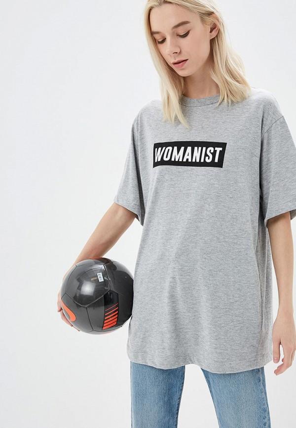 Купить Футболка Твое, MP002XW192Z7, серый, Весна-лето 2018