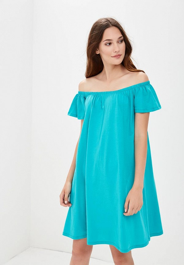 Купить Платье Твое, MP002XW1932V, бирюзовый, Весна-лето 2018