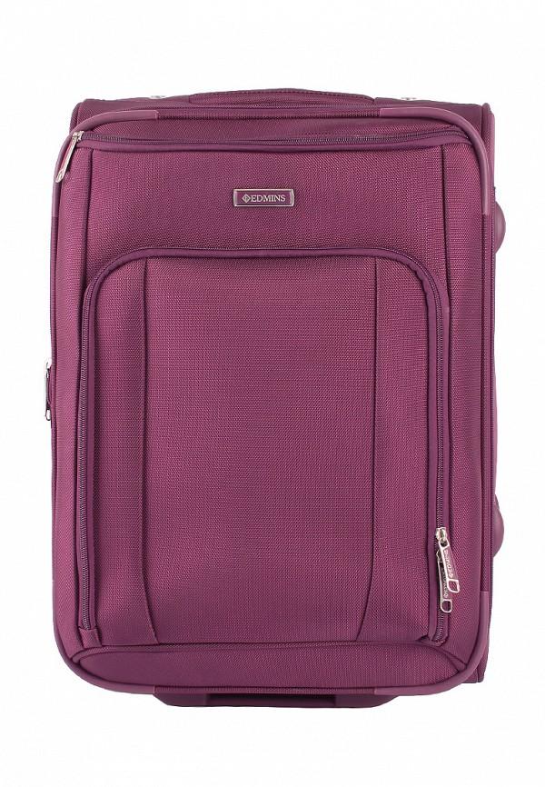 Чемодан Edmins Edmins MP002XW193B4 чемодан розовый