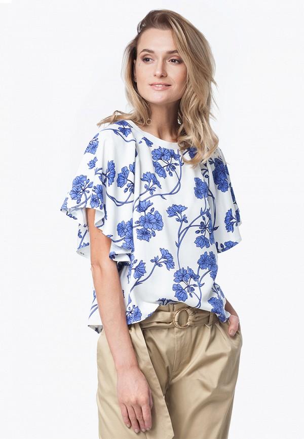 Купить Блуза Vilatte, MP002XW193G1, белый, Весна-лето 2018