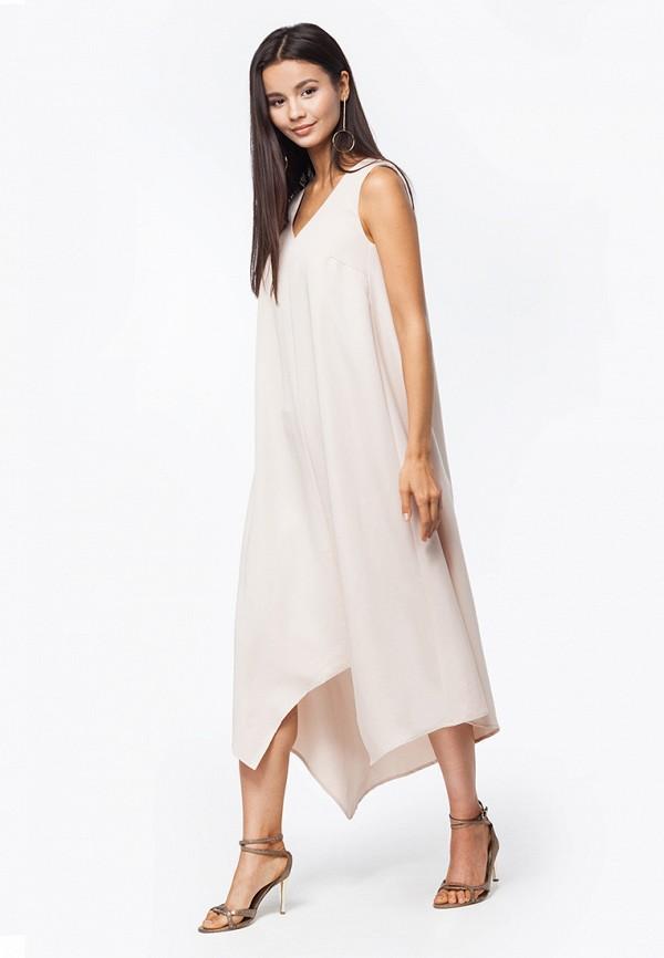 цена Платье Vilatte Vilatte MP002XW193G6 онлайн в 2017 году