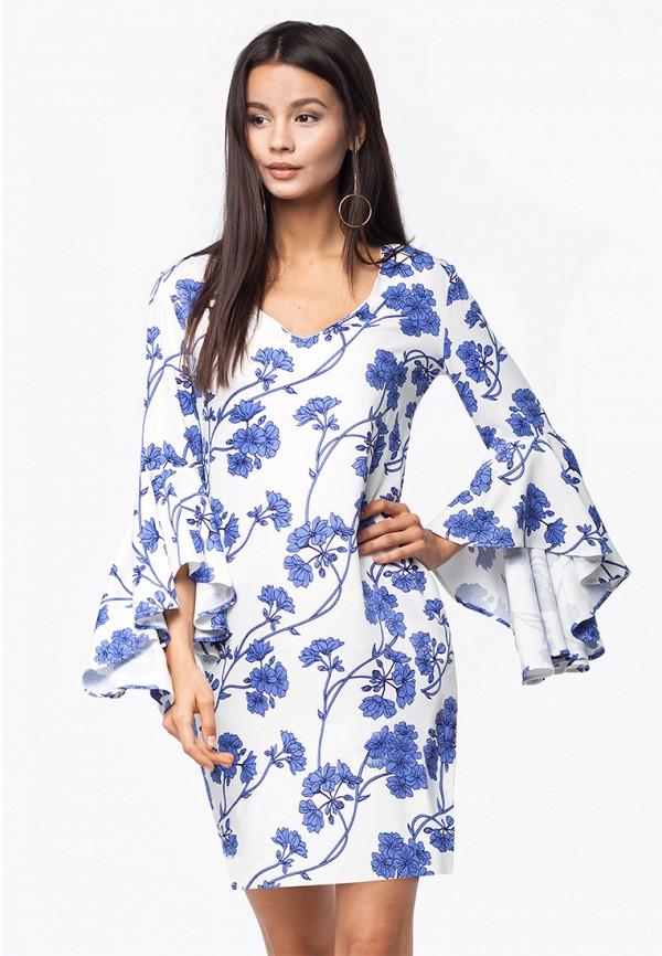 Фото - Платье Vilatte Vilatte MP002XW193G7 платье luann цвет белый голубой