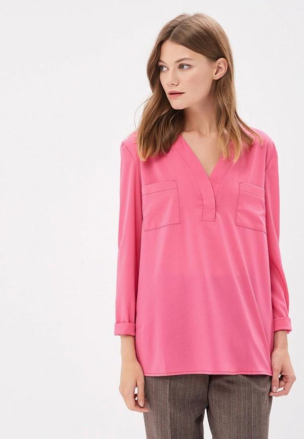 Купить Блуза Annborg, MP002XW193HL, розовый, Весна-лето 2018