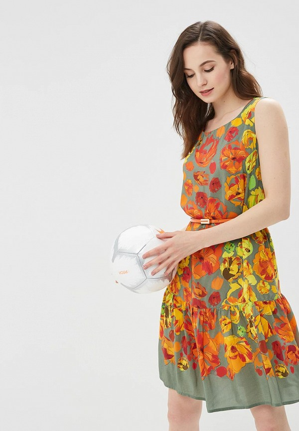 Купить Платье Vemina City Lisa Romanyk, MP002XW193I5, разноцветный, Весна-лето 2018