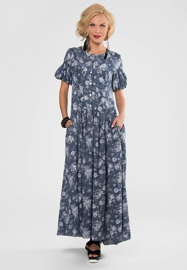 Купить Платье Kata Binska, mp002xw193mv, синий, Весна-лето 2018