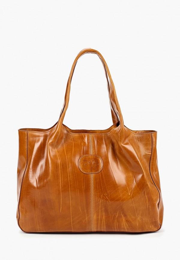 женская сумка alexander tsiselsky, оранжевая
